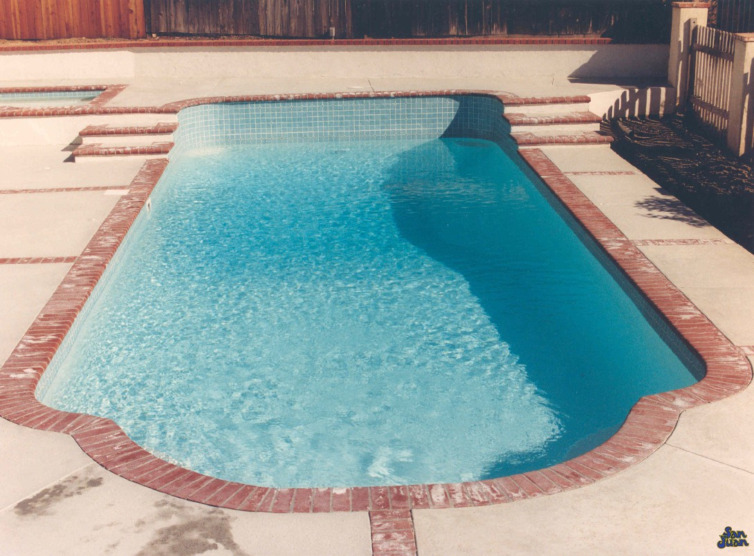Pacific ap fiberglass pools for Pacific pools